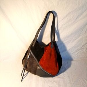 Innue Italian leather bag